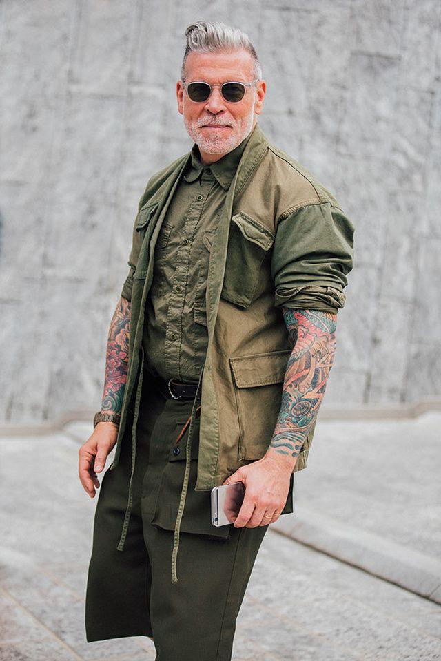 Street looks à la Fashion Week homme printemps-été 2017 de ...