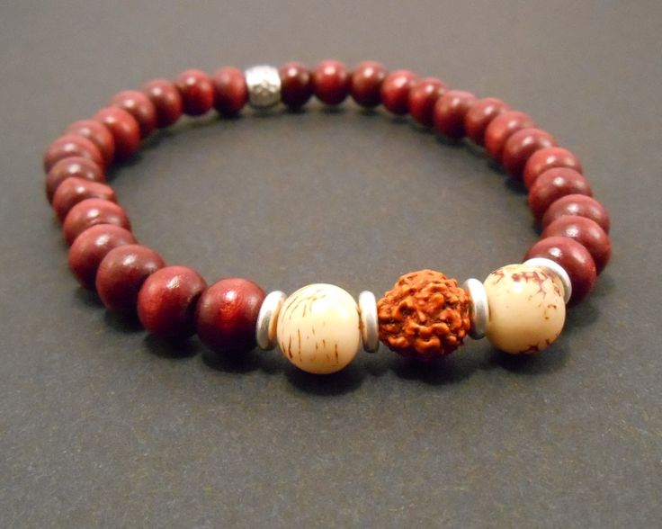 The Rudraksha beads  Rudraksha malas have been used by Hindus (as well as Sikhs and Buddhists) as rosaries at least from the 10th century [9] for meditation purposes and to sanctify the mind, body and soul. The word rudraksha is derived from Rudra (Shiva—the Hindu god of all living creatures) and aksha (eyes).