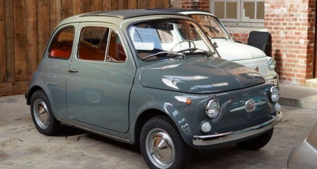 779 best fiat 500 images on pinterest antique cars old. Black Bedroom Furniture Sets. Home Design Ideas