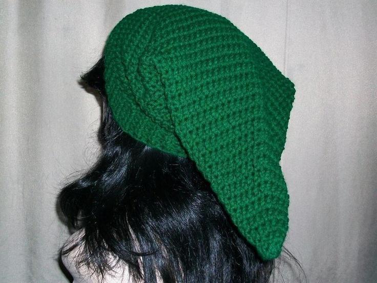 Zelda Link Crochet Hat