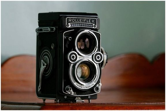 Camera Cameos: Rolleiflex TLR on Fur: An Imaginary Portrait of Diane Arbus - Lomography