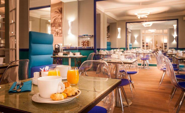Hôtel Nice Excelsior (Maranatha Hotels) - Salle du petit déjeuner | Breakfast room