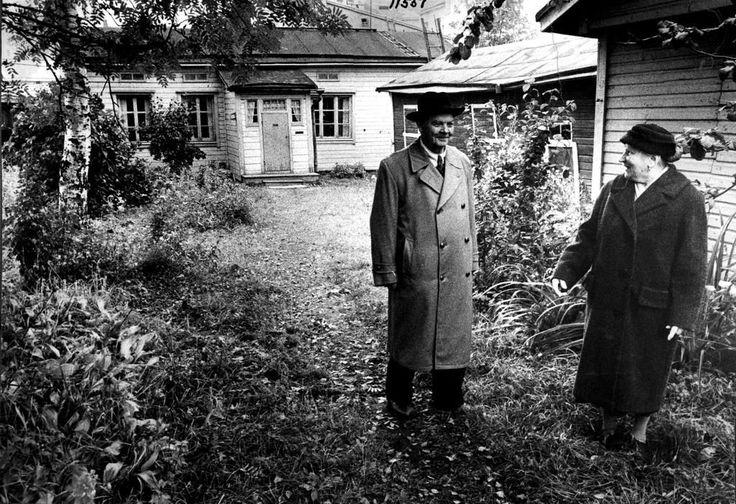 Kuvagalleria: Entinen Kakaravaara oli kaupunginosa, joka sijaitsee nykyisin Oulun keskustassa. Kalevan vanhat kuvat vievät Kakaravaaran maisemiin 1960-luvulle.