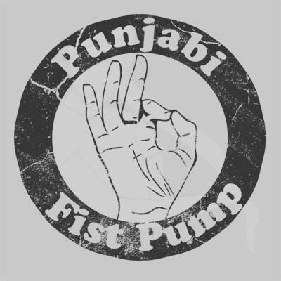 Punjabi fist pump, 2013-11-23.