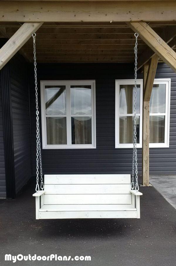 DIY 2x4 Swing MyOutdoorPlans Free