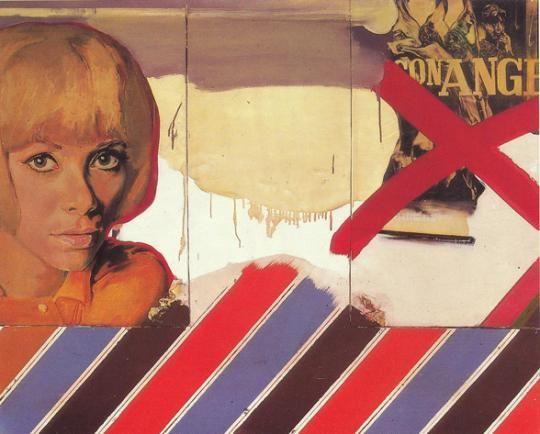 "Konkoly gyula ""La maison des anges"" 1966"