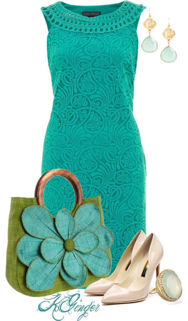 """""""Southern Style"""" by kginger on Polyvore"""