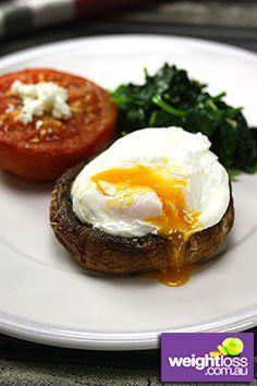 Low Carb Breakfast Recipe. #HealthyRecipes #DietRecipes  #WeightLossRecipes weightloss.com.au