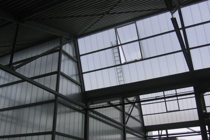 Lichtbauelemente, Hohlkammerscheiben, Paneele, Lichtbänder und Fenster | RODECA - heinze.de