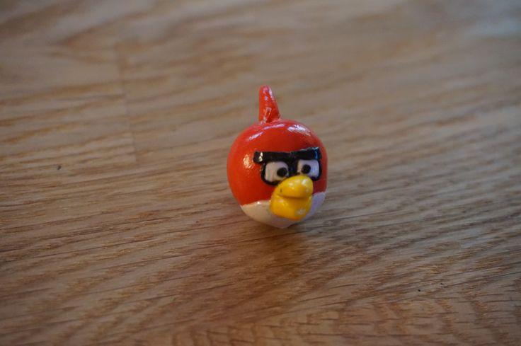 ANGRY BIRD - PATE FIMO