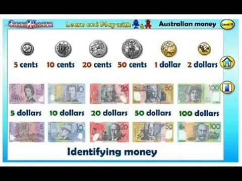 About the NEW Australian money APP now available - YouTube