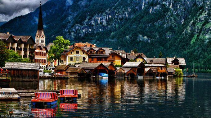 Πανέμορφα χωριά της Ευρώπης, πέρα από τα συνηθισμένα!