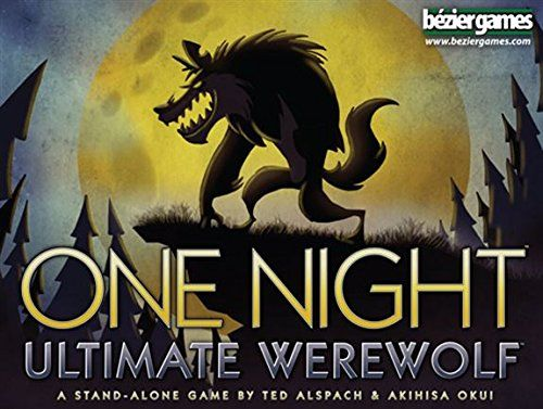 One Night Ultimate Werewolf  - Defector/Party Game