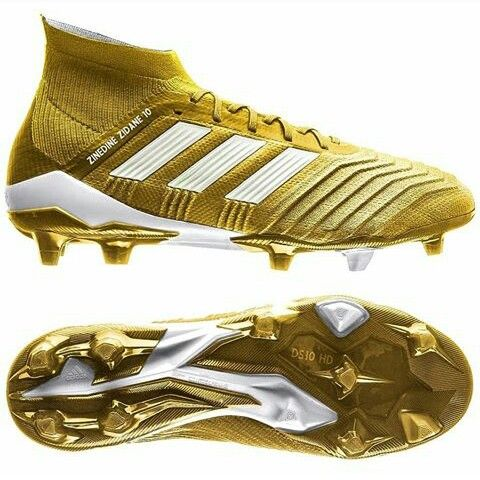 Football Zidane 1 Zinedine 18 Predator ConceptSoccer Adidas sxCBhQdtr