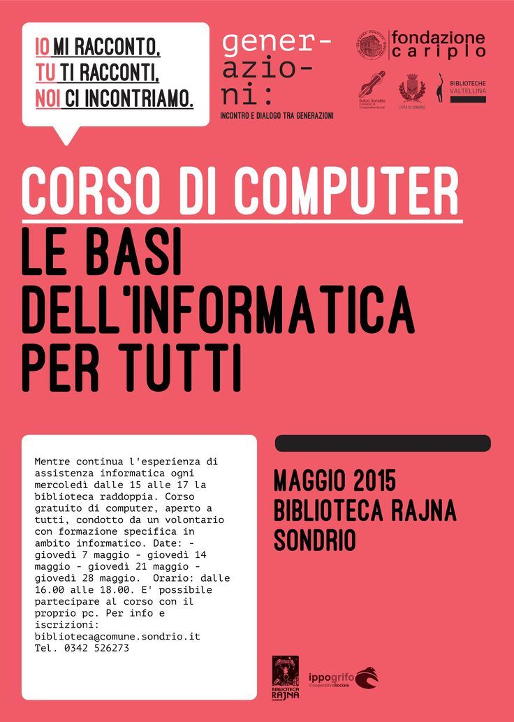 Corso di computer. La basi dell'informatica per tutti