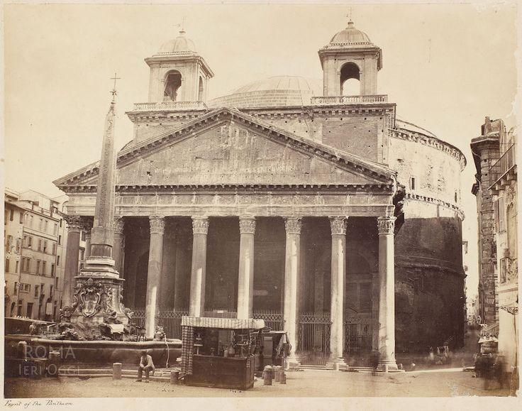Pantheon (1875 ca)