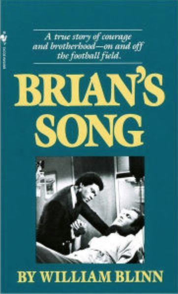 """Two football stars of different races become friends in this biography. Their friendship helped to unite their team and end locker-room segregation. This book shows students that friendship should not be based upon social standards. It also teaches students """"grace under pressure"""" and how to deal with human loss.   Blinn, W. (1971). Brian's Song. New York: Random House Publishing Group."""