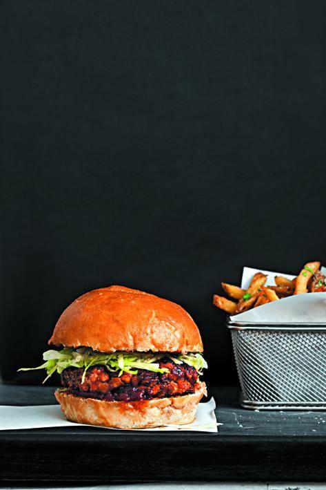 Recept van de week: Hamburger met varkensvlees en barbecuesaus