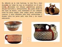 Resultado de imagen para cerámica pueblos originarios de Chile