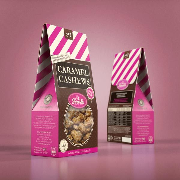 Sugar Nuts Package Design by Studio43