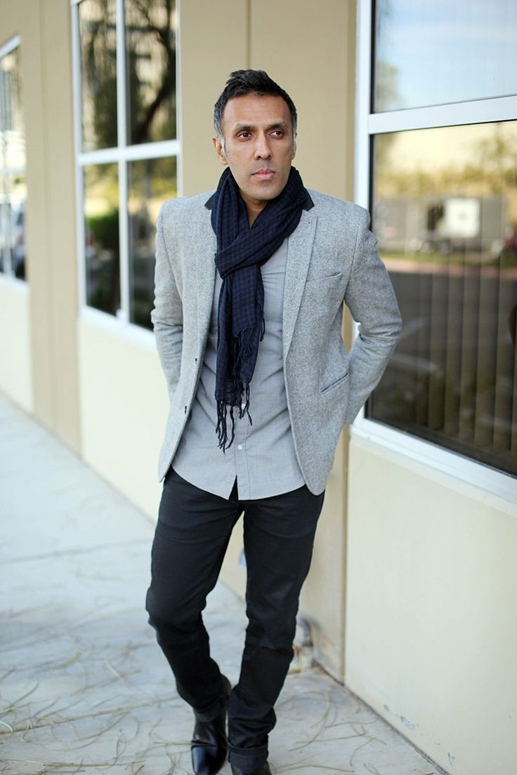 70 best Men\'s Scarf Collection images on Pinterest | Menswear, Boy ...