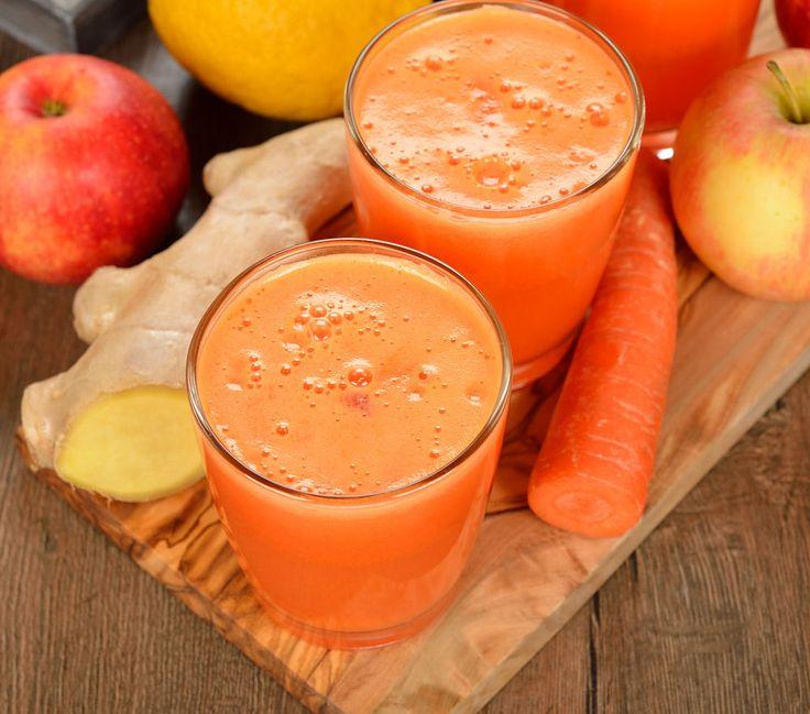 Immune Boosting Beta Carotene packed Juice Delight