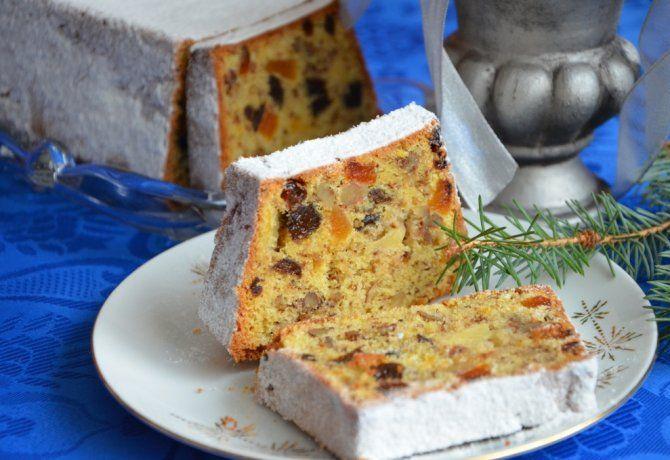 Karácsonyi gyümölcskenyér Bjkata konyhájából