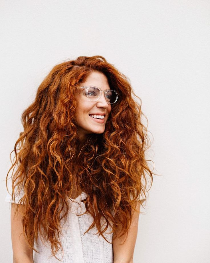 bold glamorous red waves | ~ Curls Gone Wild ~ in 2019 ...