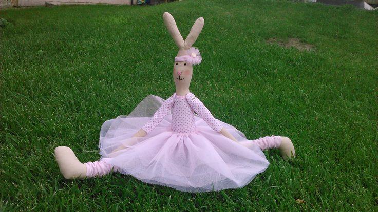 maileg zajačica baletka