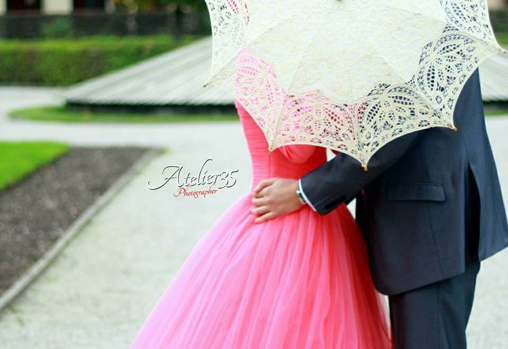 My beautiful Bride and Groom ©Atelier35 www.facebook.com/FotoAtelier35