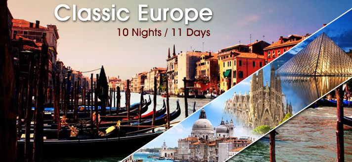 #EuropeGroupTours offers Customized Budget #Holiday #TourPackages for France Italy Spain 2015 from #Delhi #India. Visit Famous destinations in #France #Italy #Spain with our #HolidayTourPackages.
