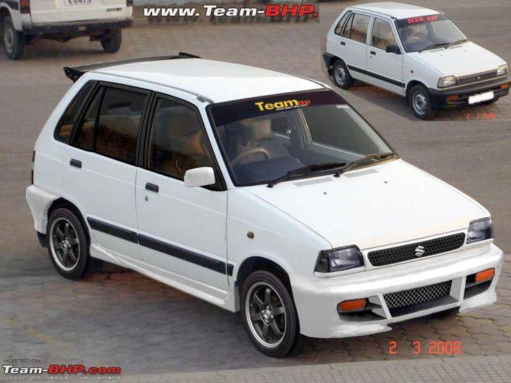 Cool Maruti 800 Car Accessories