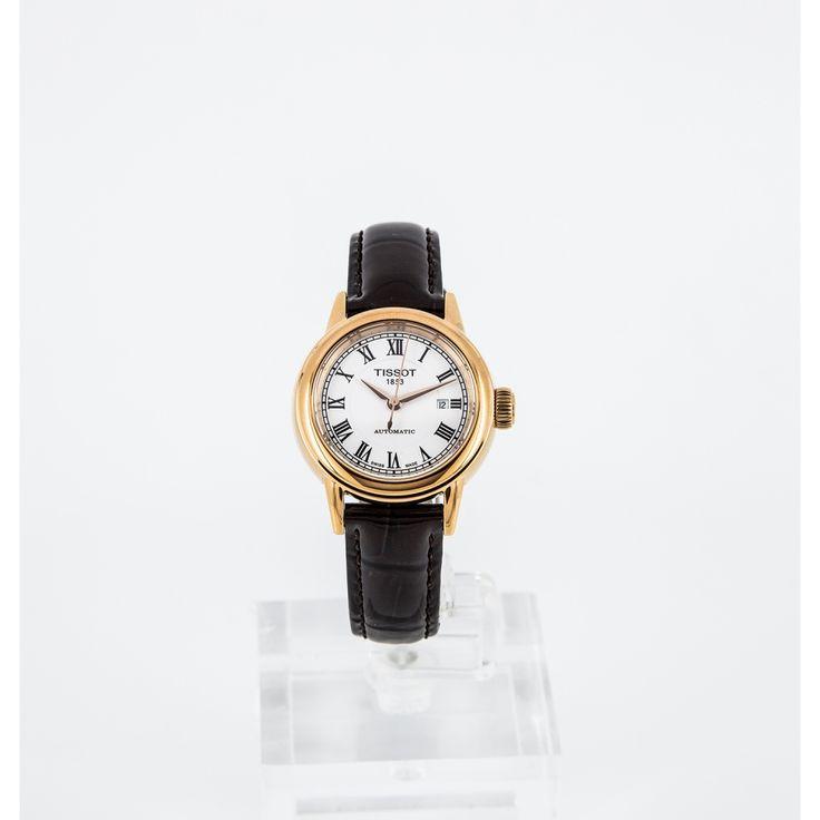 Tissot T-Classic Carson Automatic Lady kaufen | MONTREDO