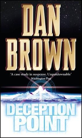 book cover of     Deception Point     by    Dan Brown