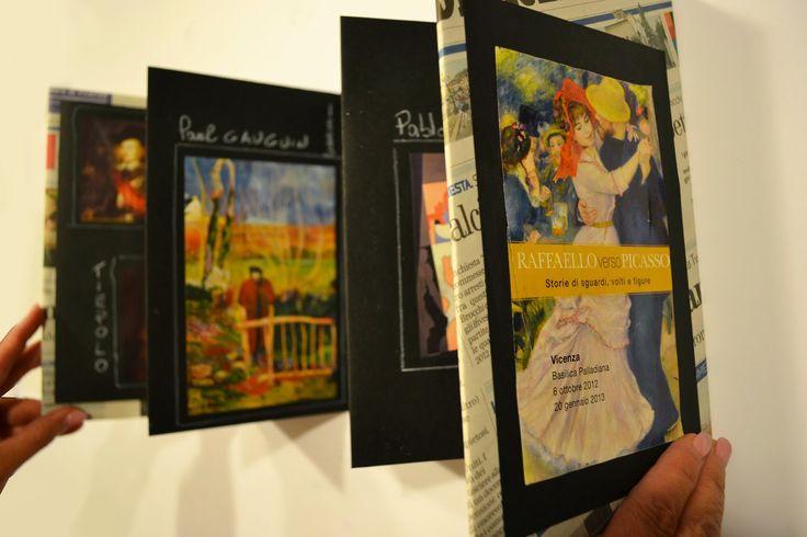 elena marconato: libri fatti a mano