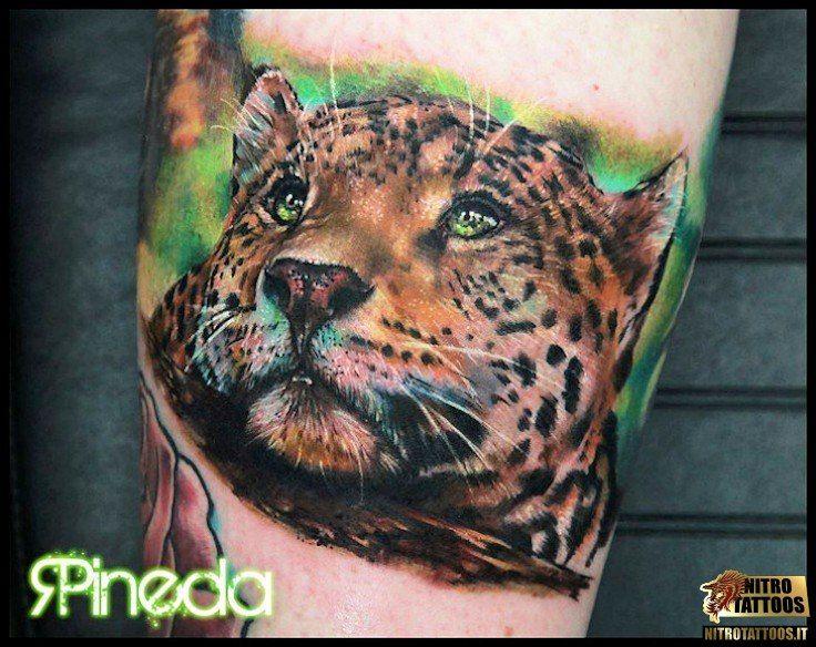 foto tatuaggi tigre