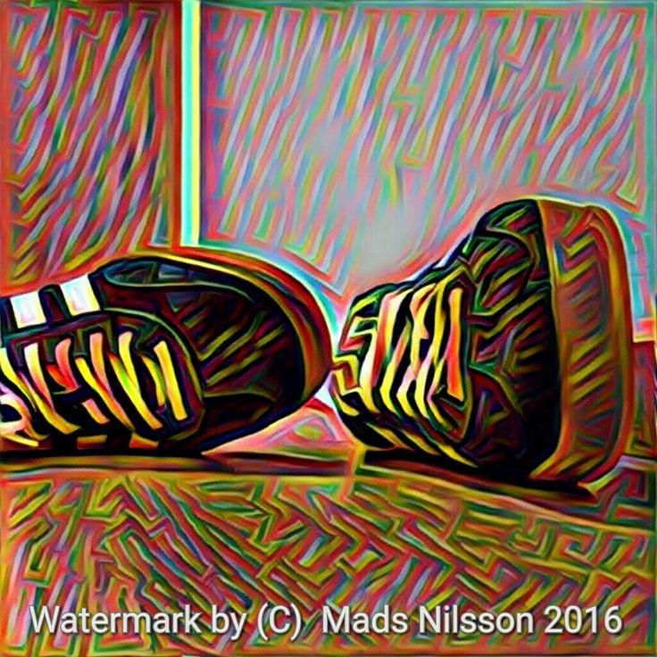 Shoes Van Gogh