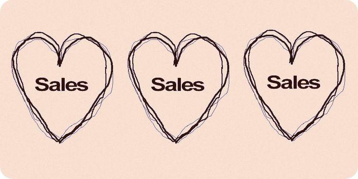 time for salessssss!!!