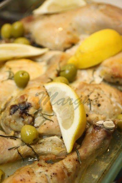 Misz Masz Kulinarny: Kurczak cytrynowy