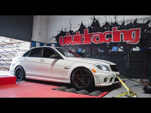 VR Tuned ECU Flash Tune Mercedes-Benz C63 AMG W204 457HP