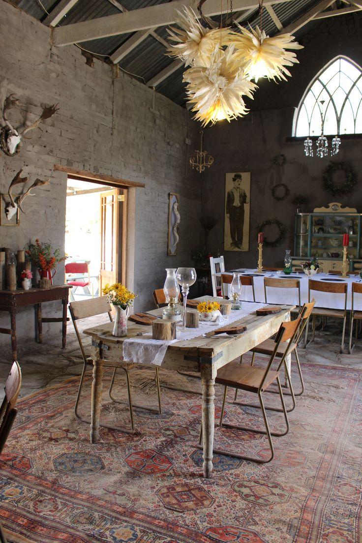 Waenhuis Indoor Dining area