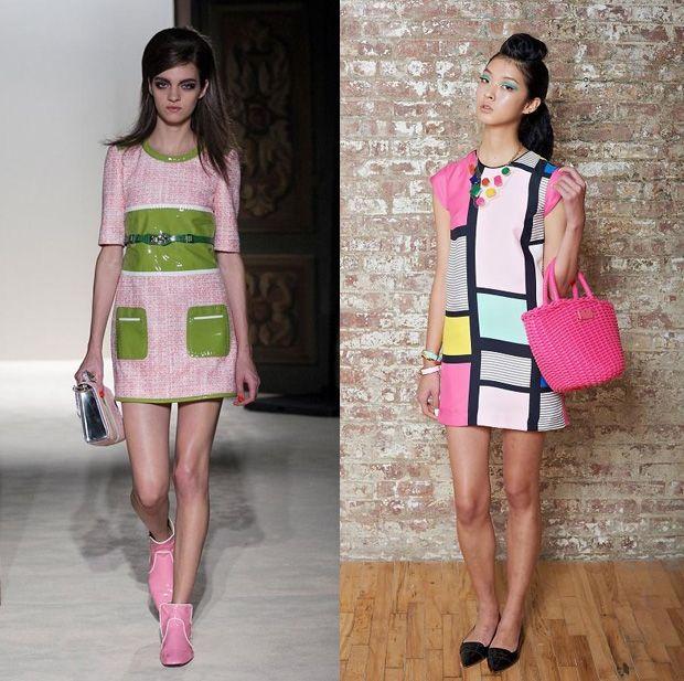 1960s fashion / mod '60s fashion S 2013