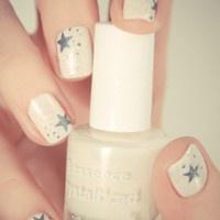 Stars nails - Uñas estrella