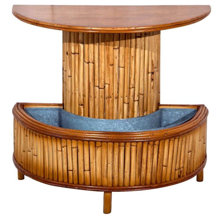 Best 25 bamboo planter ideas on pinterest bamboo for Half round buildings