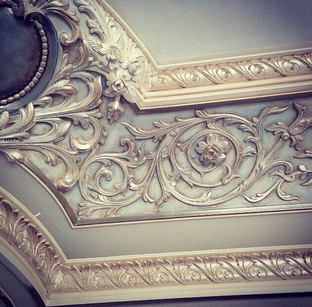 17 best images about plaster inspirations on pinterest for Ceiling cornice ideas