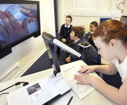 What's so great about having a visualiser in the classroom? - Innovate My School