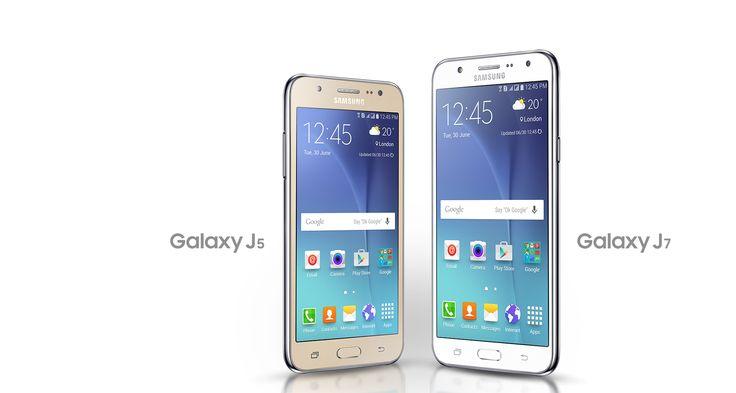 Fedezd fel a Galaxy J szériát!