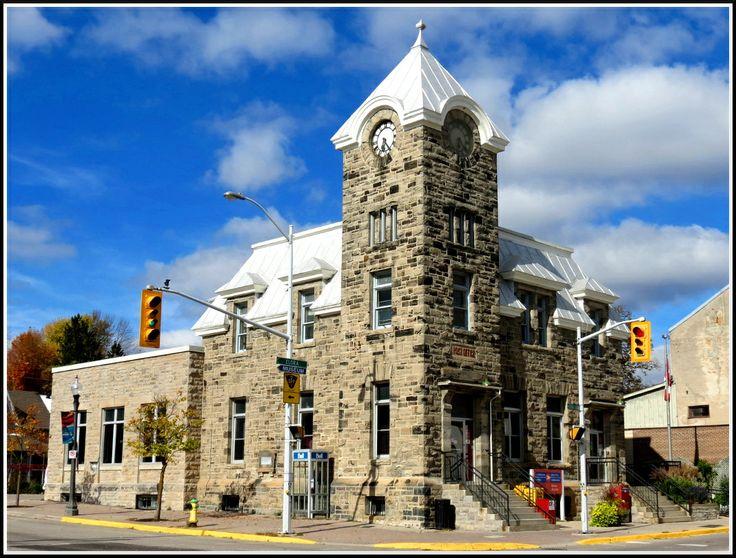 Ontario,Fergus Post Office