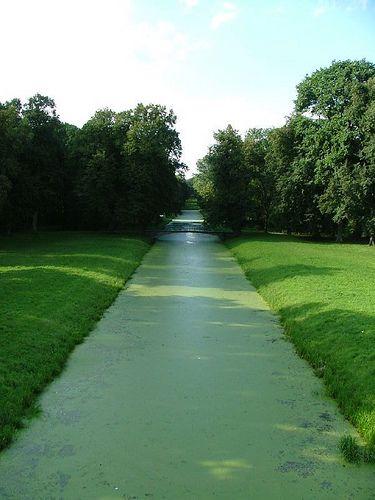 Park zabytkowy - Choroszcz, Podlasie, Poland