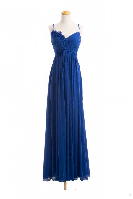 Royal Blue Bridesmaid Dresses